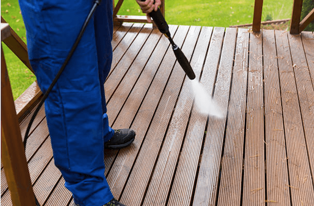 deck cleaning fullerton