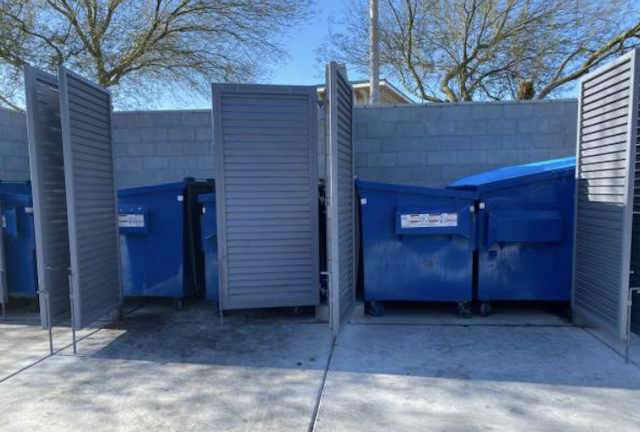 dumpster cleaning in fullerton