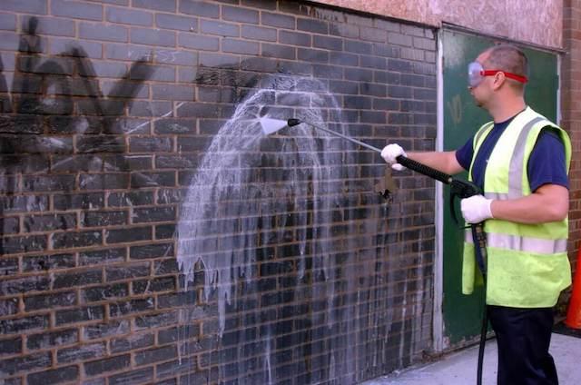 graffiti removal in fullerton